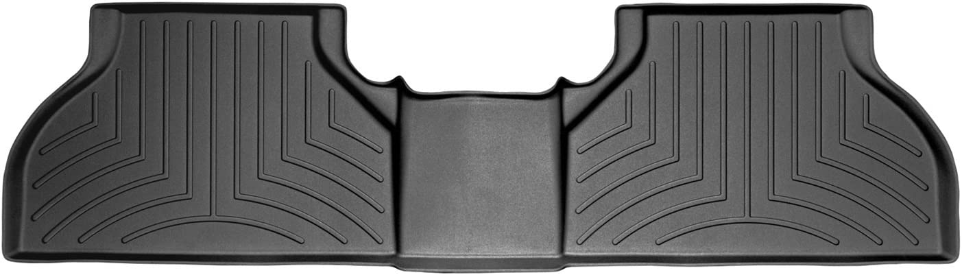Black Rear WeatherTech 442924 Floor Liner