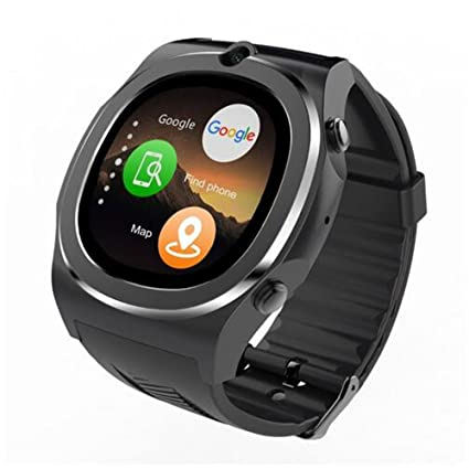 Amazon.com: New 3G WCDMA Q98 Smart watch 1.54 IPS Screen 1.3GHz CPU Android 5.1 MTk6580 RAM 512MB ROM 4GB Support SIM SD Card Bluetooth WIFI GPS SMS 0.3MP ...