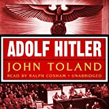 Front cover for the book Adolf Hitler by John Toland