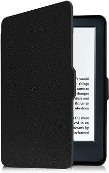 La M/ás Delgada y Ligera Carcasa con Funci/ón de Auto-Reposo//Activaci/ón para  Nuevo Kindle de 6 Pulgadas Modelo de 2016 Galaxy Fintie SlimShell Funda para Kindle 8/ª Generaci/ón
