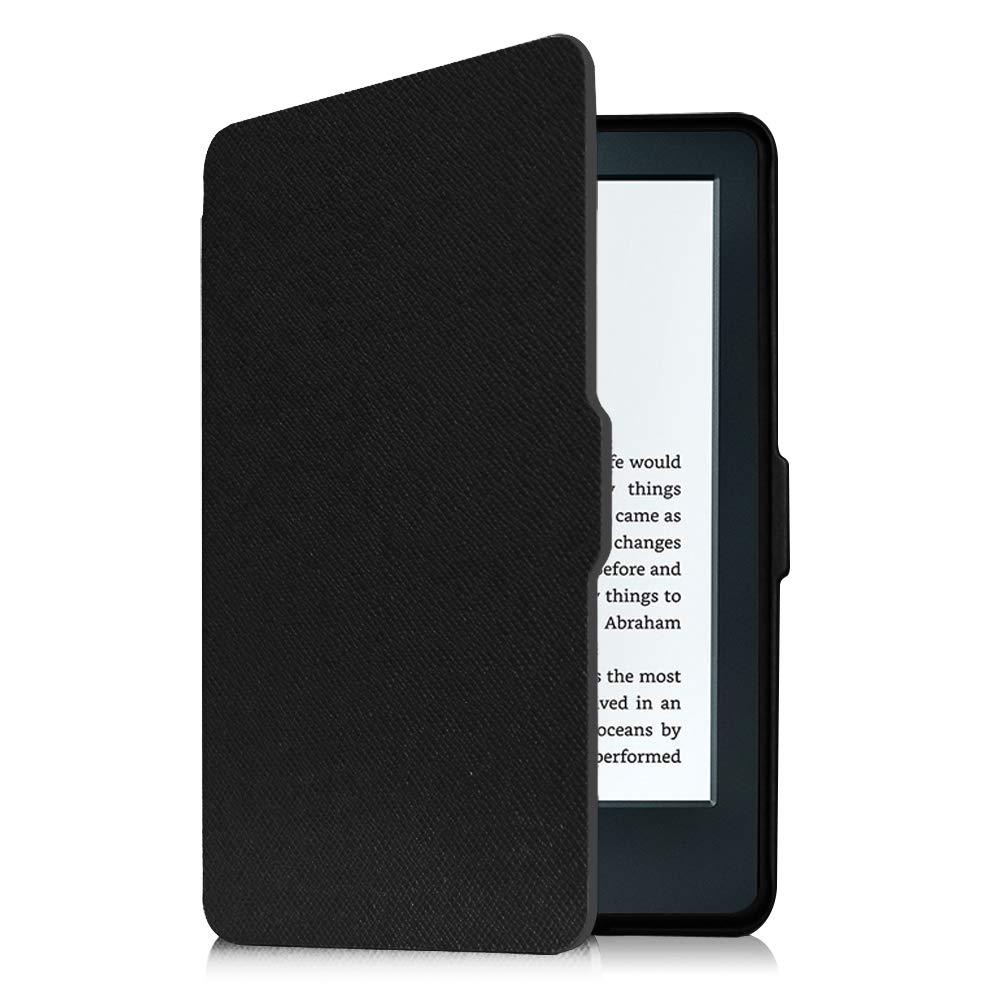 Blossom La M/ás Delgada y Ligera Carcasa con Funci/ón de Auto-Reposo//Activaci/ón para  Nuevo Kindle de 6 Pulgadas Modelo de 2016 Fintie SlimShell Funda para Kindle 8/ª Generaci/ón