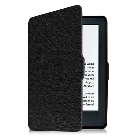 Fintie Hülle für Kindle 8. Generation - Die dünnste und leichteste Schutzhülle Tasche mit Auto Sleep/Wake Funktion für Amazon