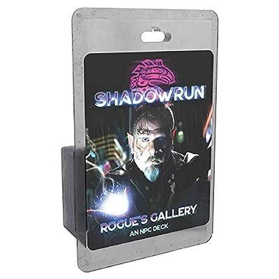 Catalyst Game Labs Shadowrun Rogue's Gallery: an NPC Deck: Jesse ventura, Sven-Ole Thorsen, damian Lee, Widescreen TV. Director Adeeb Barsoum: Toys & Games