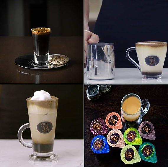 Caffè di Artisan - cápsulas de café con sabor (50 unidades ...