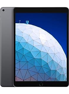 Amazon com : Apple iPad Air 2, 64 GB, Space Gray, (Renewed