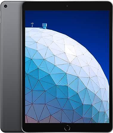 Apple iPadAir (10.5-inch, Wi-Fi, 64GB) - Space Gray (3rd Generation)