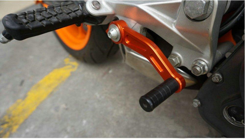 Leva del cambio e leva del freno a pedale con lavorazione a macchina CNC Heinmo per moto da cross e motocicletta