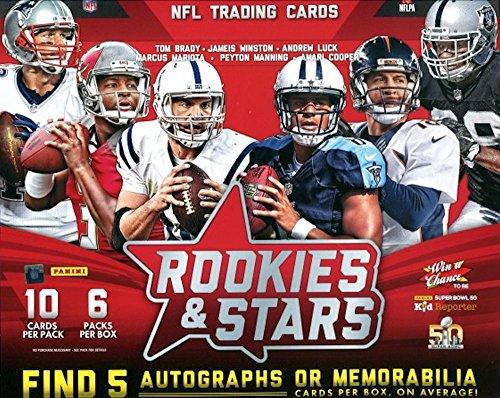 (2015 Panini Rookies & Stars NFL Football box (Retail Exclusive))