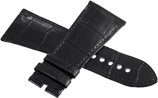 Montre Cartier Indicateur de Date Couleur Noir et Or Pour Homme DI0026