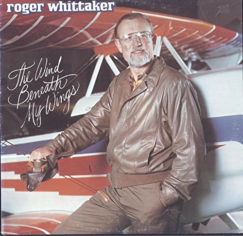 Roger Whittaker: The Wind Beneath My Wings LP VG++ Canada Tembo TMT - Canada Wings