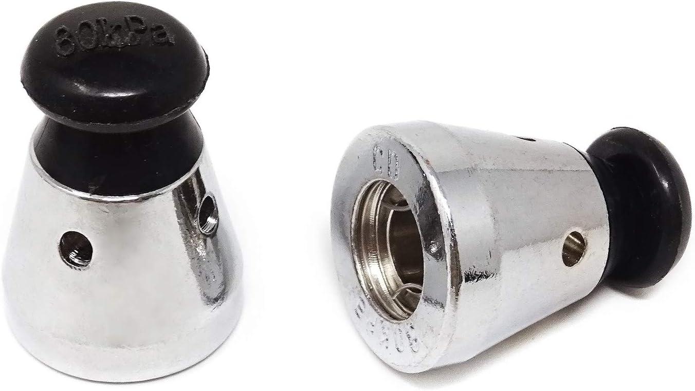Honbay 2PCS Universal Pressure Cooker Jigger Valve, 80KPA