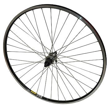 ed90195d85f 700c REAR Shimano Deore 36h Hub Hybrid Touring Mavic A119 Black Rim Bicycle  Wheel