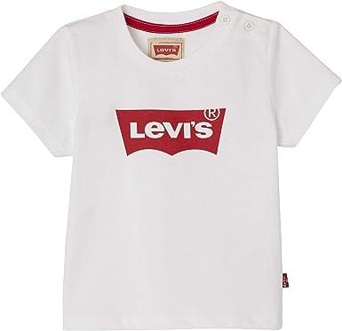 Levis kids Camiseta para Bebés: Amazon.es: Ropa y accesorios