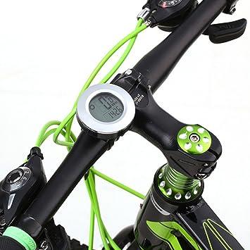 YiWa ordenador inalámbrico para bicicleta Ciclismo ...