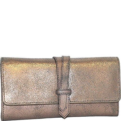 nino-bossi-crackle-flap-wallet-bronze