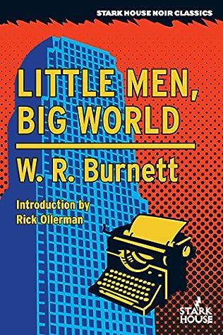 book cover of Little Men, Big World