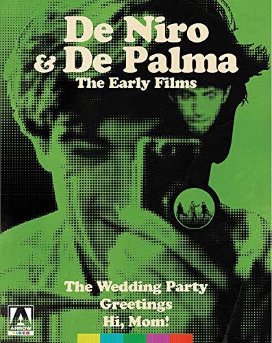 (De Palma & De Niro: The Early Films (The Wedding Party, Greetings, Hi Mom!) [Blu-ray])