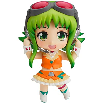 Good Smile Virtual Vocalist Megpoid: GUMI Nendoroid Action Figure: Toys & Games