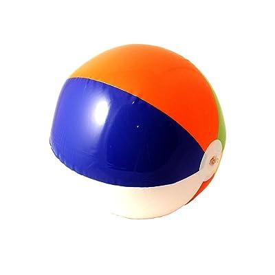 Smiffy'S 29031 Pelota De Playa Hinchable, Multicolor: Smiffys: Juguetes y juegos