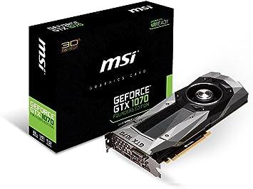 Amazon.com: MSI computadora GeForce GTX 1080Sea Hawk ...