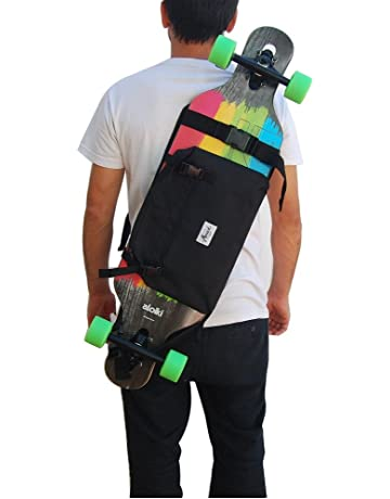 Backpack for Carrying The Complete Longboard f8b66fcbad862