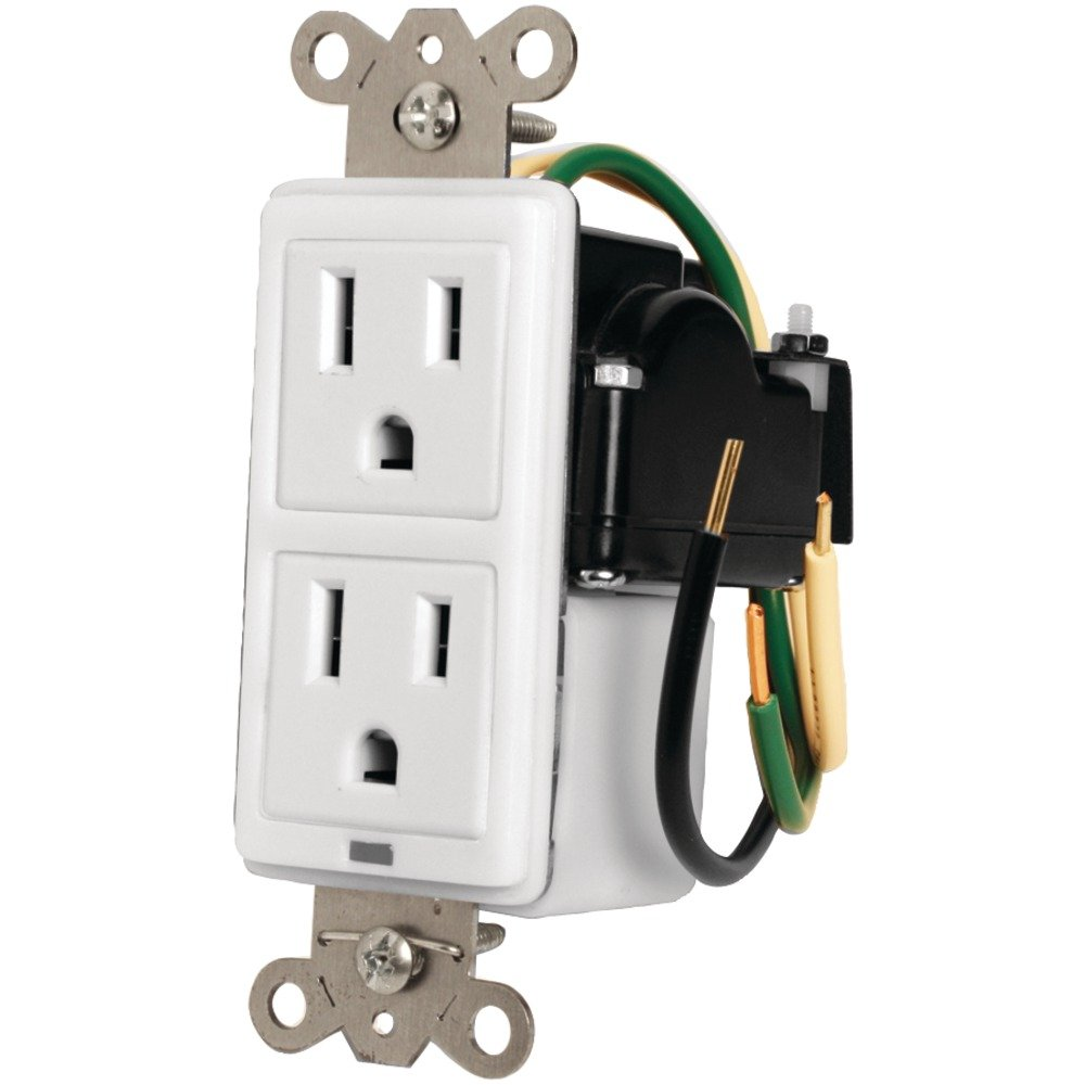 Panamax Miw Surge 1g Single Gang In Wall Protector Wiring A Socket Home Audio Theater