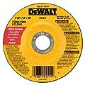 DEWALT DW4719 7-Inch-by-1/4-Inch-by-7/8-Inch General Purpose Metal Grinding Wheel
