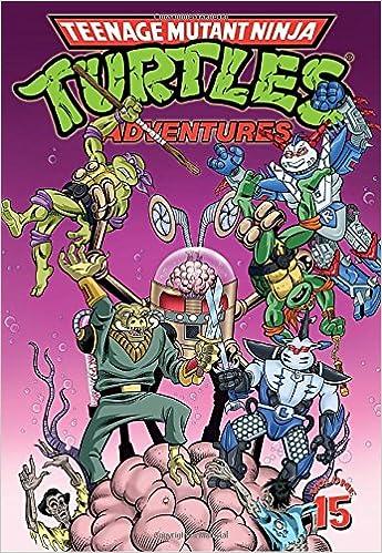 Teenage Mutant Ninja Turtles Adventures Volume 15 Idioma ...