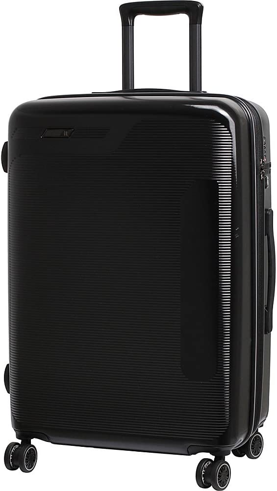 it luggage Autograph 25.8 Harside 8 Wheel Expandale Spinner Black
