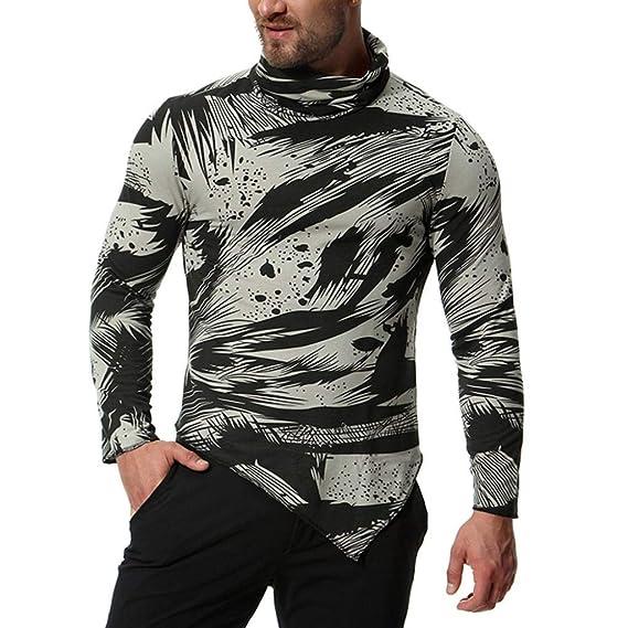 Sudadera con Capucha para Hombre,BBestseller Sudadera de Lacrosse Otoño e Invierno Camisas Sweater Hombre Camiseta: Amazon.es: Ropa y accesorios