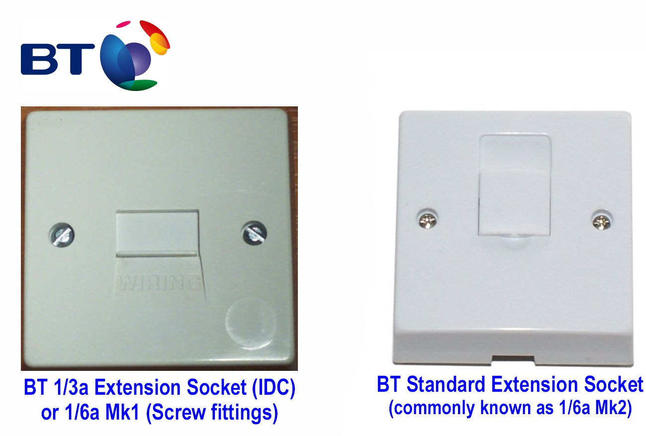Bt Extension Socket Electronics Line Box Wiring