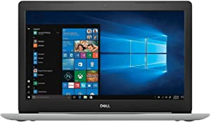 "2019 Dell Inspiron 15 5000 15 6"" Laptop Computer, Intel Core i7-7500U Up to 3.5GHz, 4GB DDR4 RAM + 16GB Optane Memory, 1TB HDD, 802.11AC WiFi, Bluetooth 4.1, HDMI, USB 3.1, Silver, Windows 10 Home"