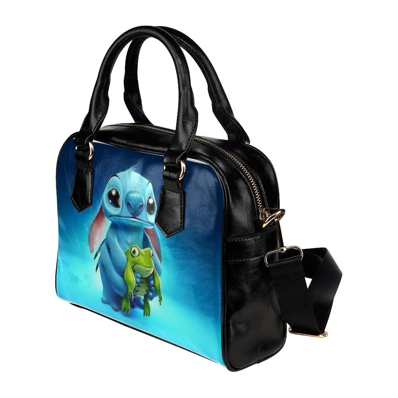 Angelinana Custom Women's Handbag Lilo and Stitch Fashion Shoulder Bag