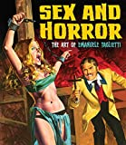 Sex and Horror: The Art of Emanuele Taglietti