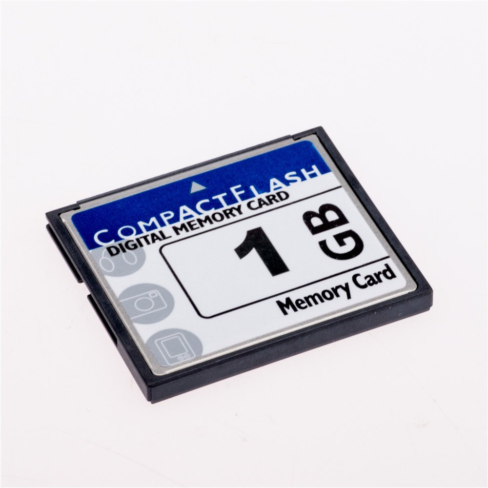 The compact flash memory card digital machine old camera card 1gb