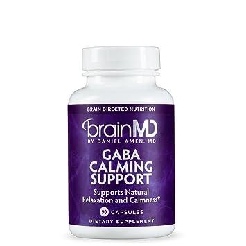 Magnus BrainMD Health GABA Calming Support Reviews, Ingredients