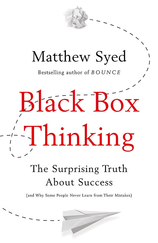Syed, M: Black Box Thinking: Amazon.es: Syed, Matthew: Libros en idiomas extranjeros