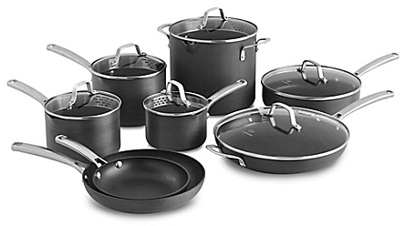 Calphalon® Classic Nonstick 14-Piece Cookware Set and Open Stock - BedBathandBeyon​d.com