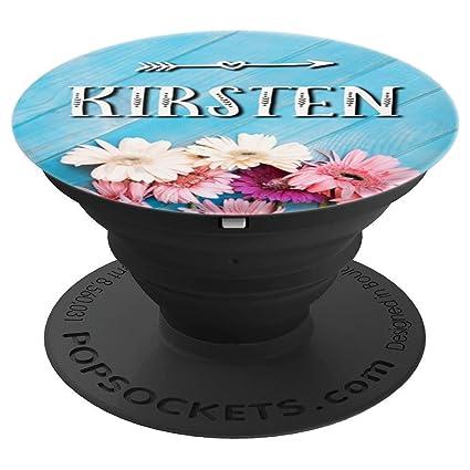 Amazon.com: Kirsten – Pizarra Kirsten con diseño de flores ...