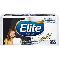 Elite Gold Servilletas Elite Gold 200 Piezas 33 X 33 cm