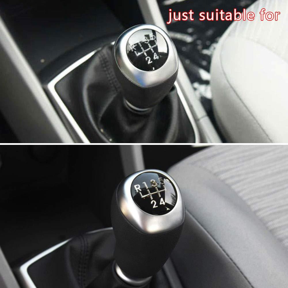 Pommeaux de leviers de Vitesse Automatique Cuir Couvercle Protecteur pour Tucson 2006-2013 Voiture Automatique Shifter Levier Type N