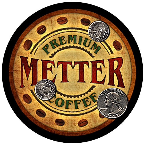 metter-family-coffee-rubber-drink-coasters-set-of-4