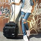 UDG Sling Bag Trolley Deluxe - Black w/ Orange Inside