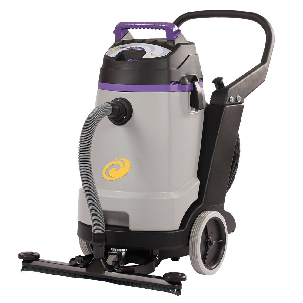 ProTeam Wet Dry Vacuums, ProGuard 15, 15-Gallon Commercial Wet Dry Vacuum Cleaner with Tool Kit and Front Mount Squeegee by ProTeam (Image #14)