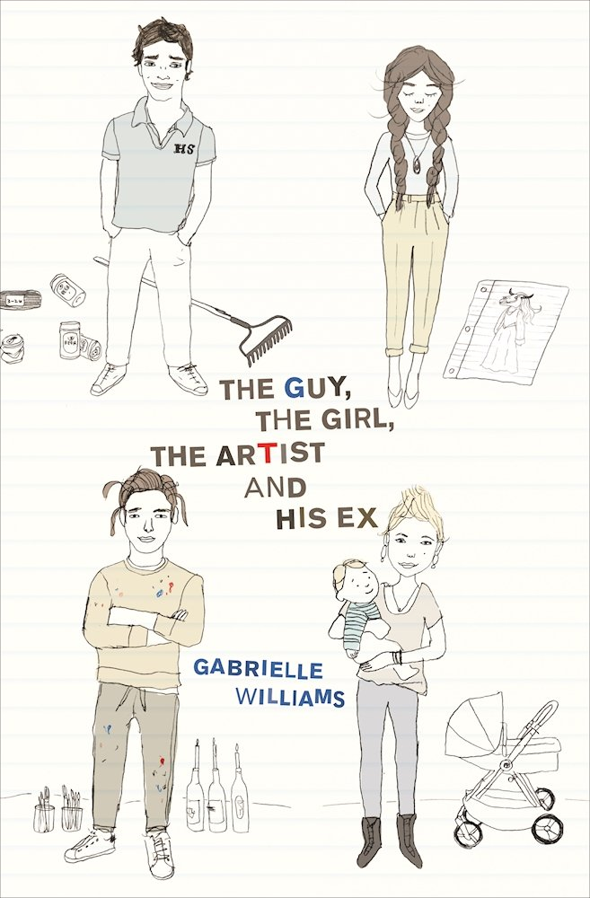 Read Online The Guy, the Girl, the Artist and His Ex PDF