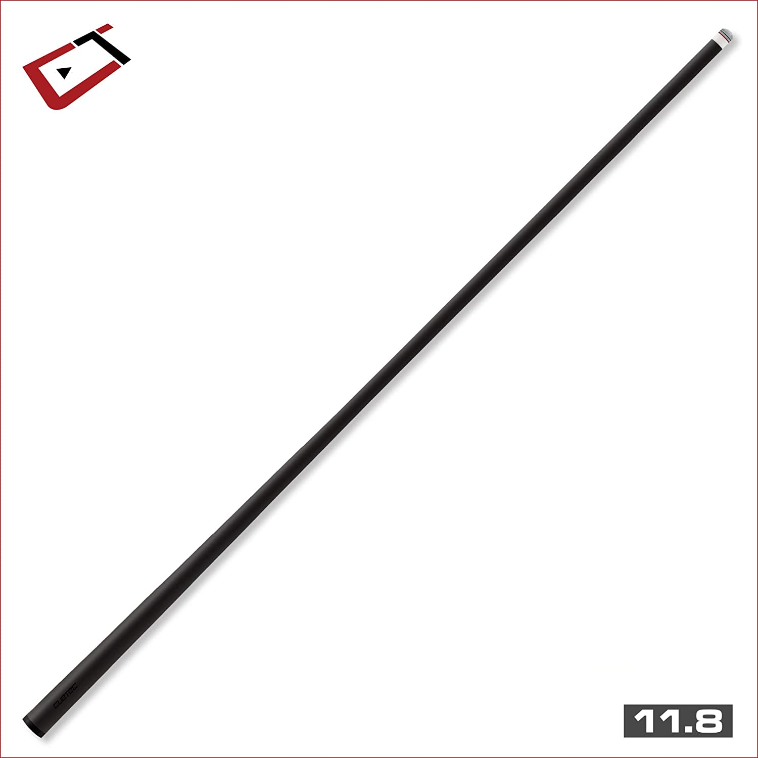 3//8 x 10 Cuetec Cynergy CT-15K 11.8mm Carbon Fiber Low Deflection Pool Cue Shaft
