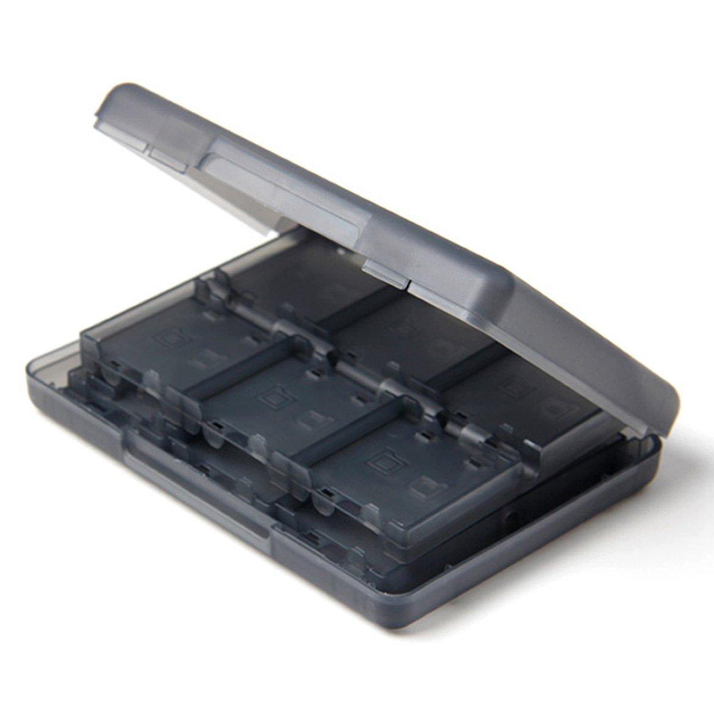 Boitier Boite Rangement Protection Carte Memoire Anti-choc Card Case Box 28en1 GAOHOU A603
