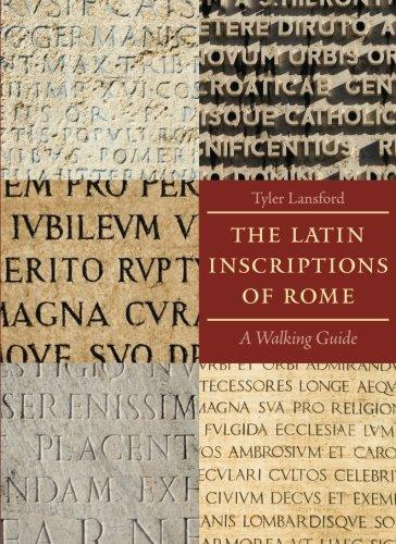 Italian Language Alphabet (The Latin Inscriptions of Rome: A Walking Guide)