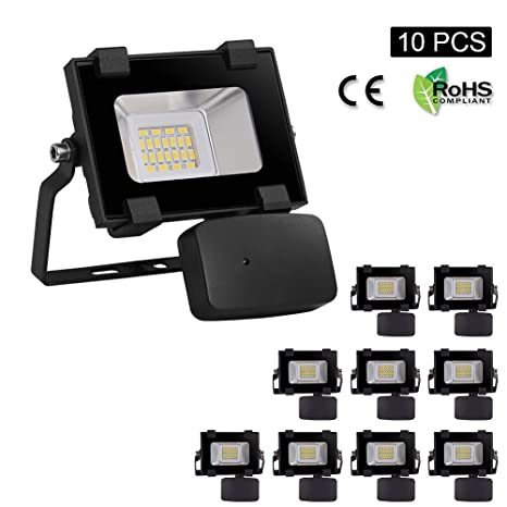Per Focos LED con Sensor de Movimiento 1/2/5/8/10pcs