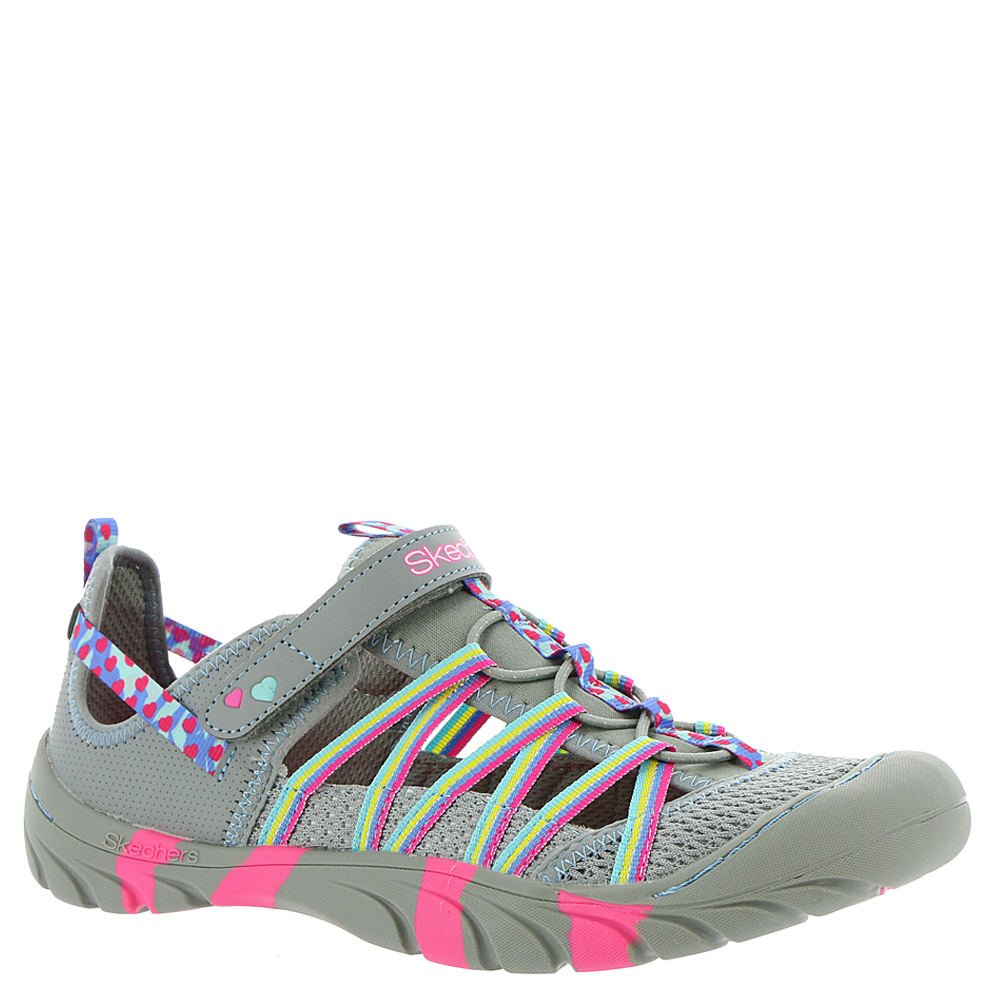 M Summer Girls' Steps us Skechers 13 graymint Sandals FKclJT1